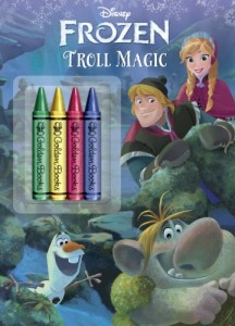 My Sons Love Coloring Books That Have Their Favorite Characters In Them So Any Frozen Fans Should LOVE This Book