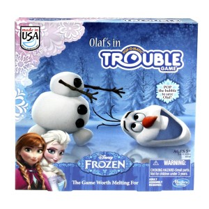olaf trouble