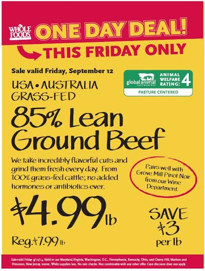 Ground beef coupons printable