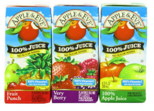 Apple and Eve 100 Juice Variety Pack