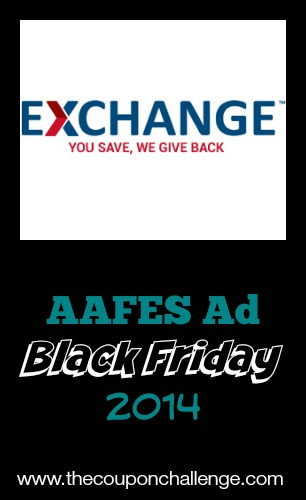 2014 AAFES Black Friday Ad