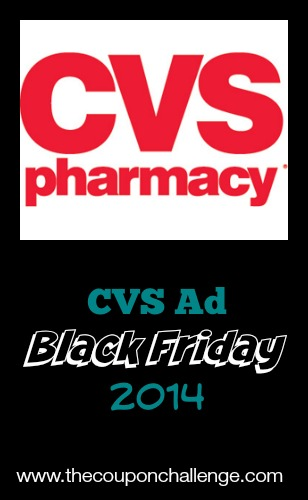 2014 CVS Black Friday Ad
