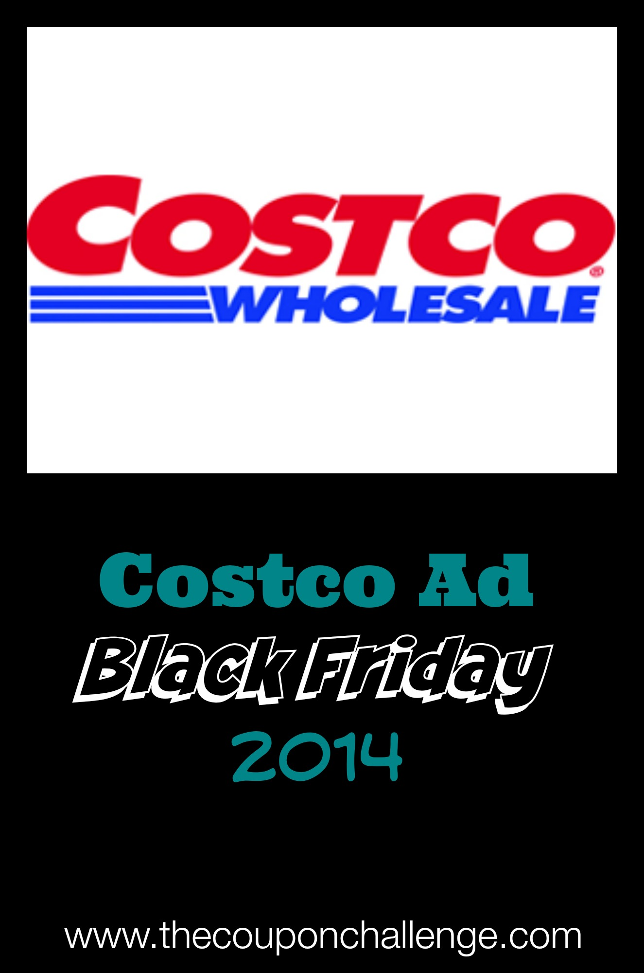2014 Costco Black Friday Ad