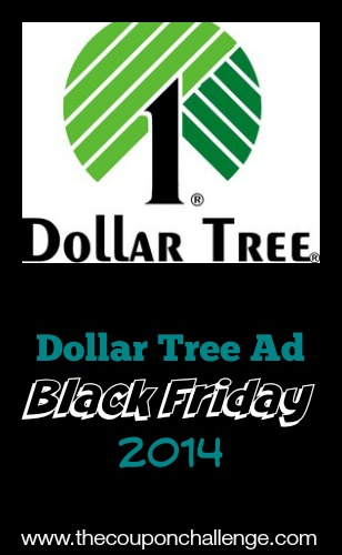 2014 Dollar Tree Black Friday Ad