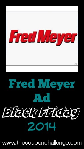 2014 Fred Meyer Black Friday Ad