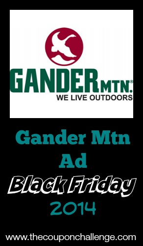 2014 Gander Mountain Black Friday Ad