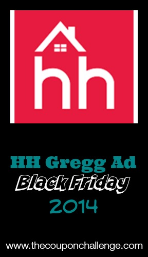 2014 HH Gregg Black Friday Ad