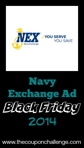 2014 Navy Exchange Black Friday Ad