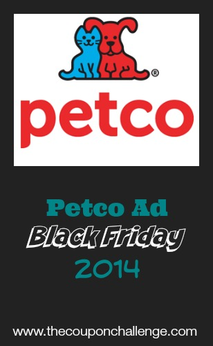 2014 Petco Black Friday Ad