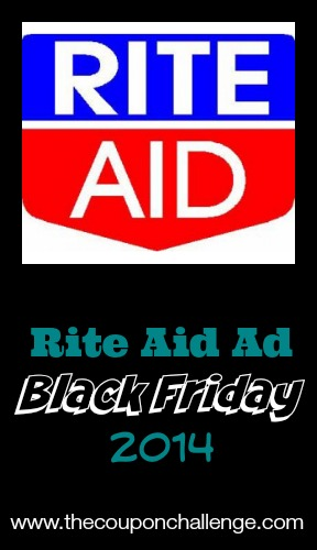 2014 Rite Aid Black Friday Ad