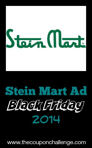 2014 Stein Mart Black Friday Ad