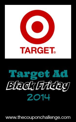 2014 Target Black Friday Ad