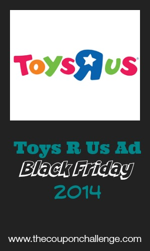 2014 Toys R Us Black Friday Ad