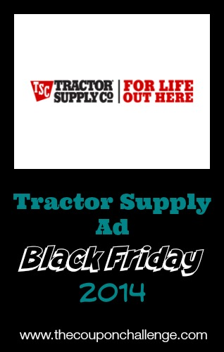 photo relating to Printable Tractor Supply Coupon identified as Tractor Provide small business black friday bargains / Usave motor vehicle apartment