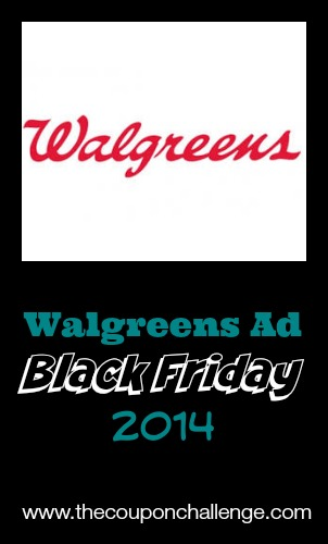 2014 Walgreens Black Friday Ad