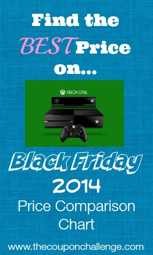 2014 Xbox One Black Friday Best Price