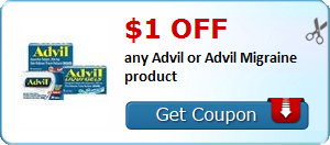 Advil coupon