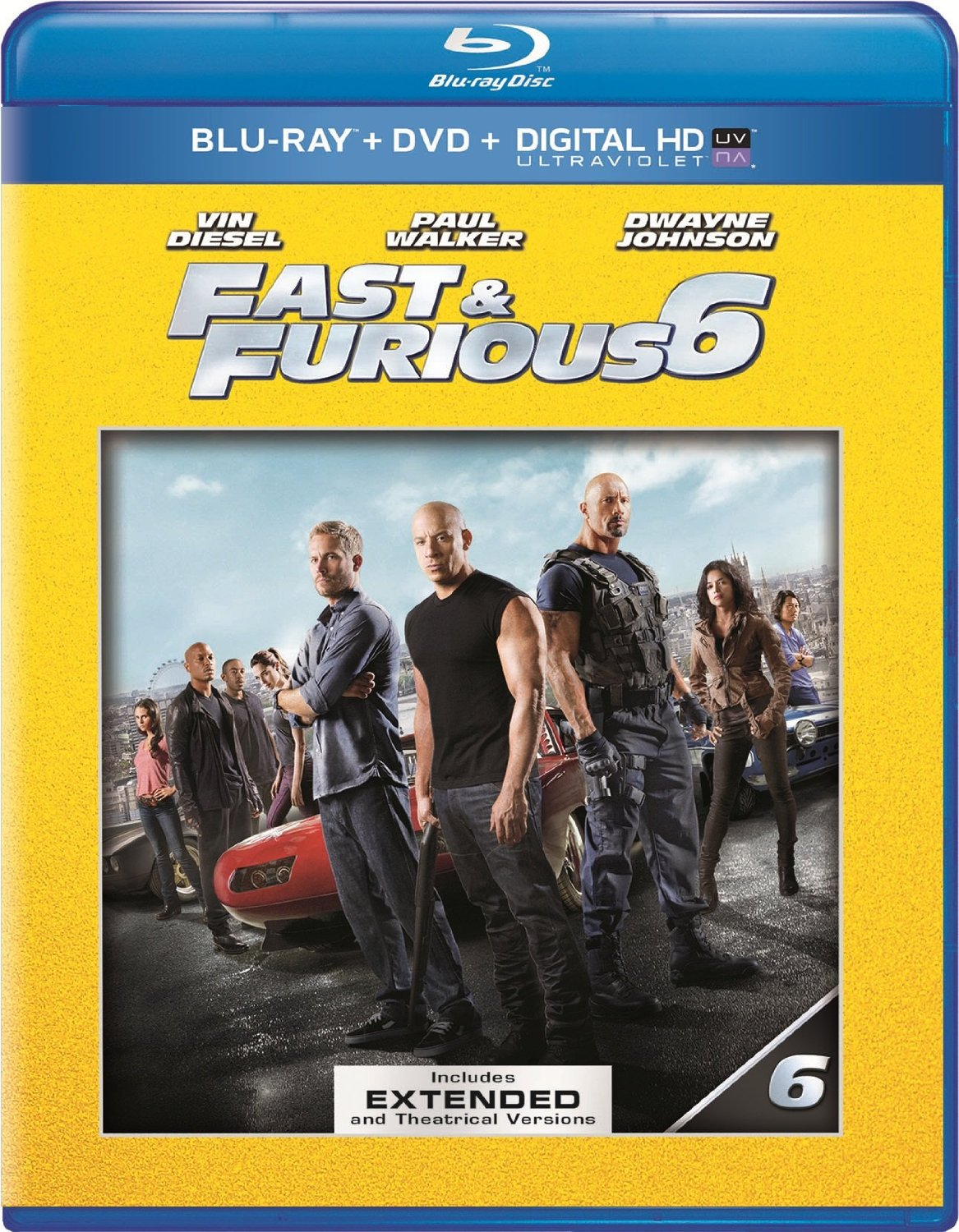 amazon fast furious 6 extended edition blu ray dvd digital hd ultraviolet 9 the. Black Bedroom Furniture Sets. Home Design Ideas
