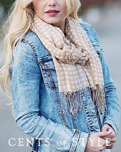 BLACK FRIDAY- Knit Winter Scarves- 7.95 & FREE SHIPPING