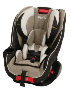 Graco Head Wise 70 Car Seat with Safety Surround Protection, Marok