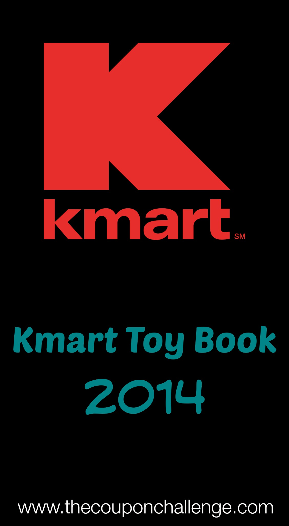 Kmart Toy Book 2014