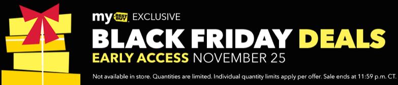 Best Buy early access