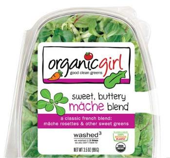 organic girl