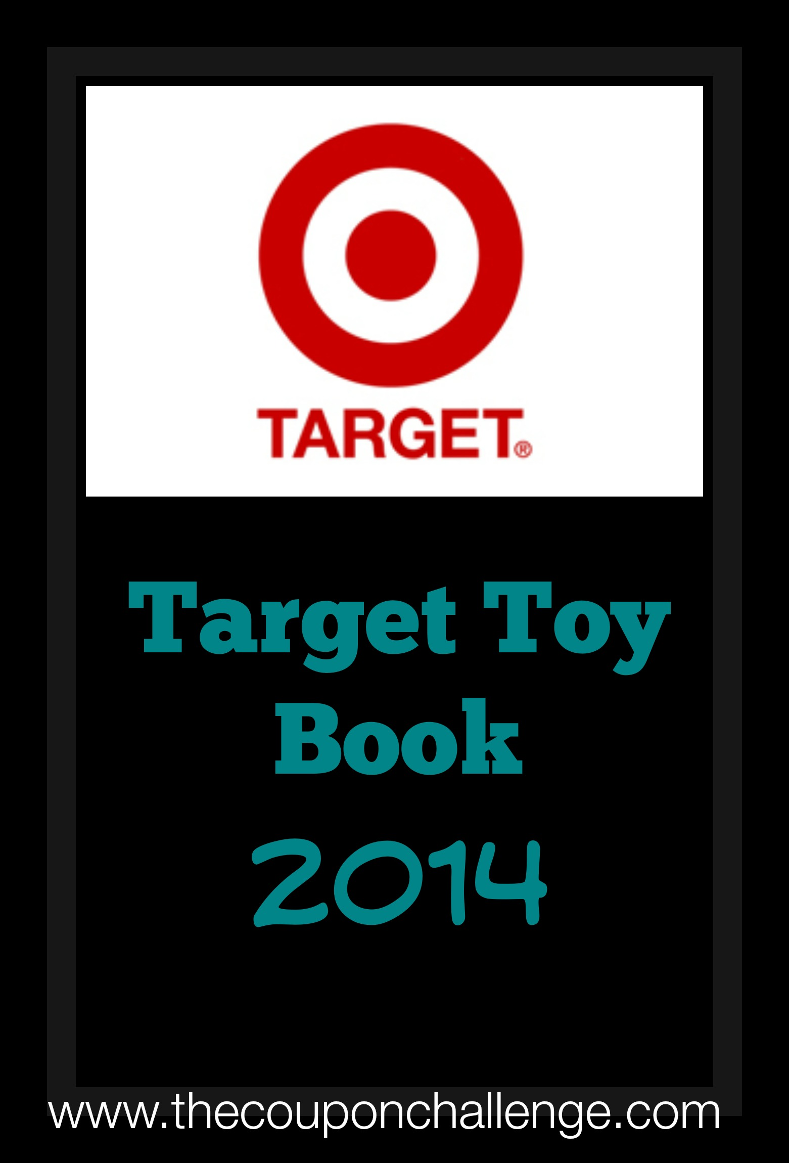 target Toy Book 2014