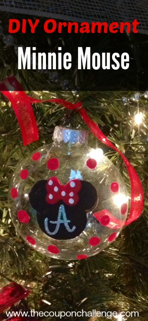 Disney Christmas Tree Ornaments