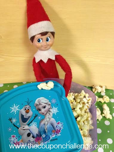 Frozen Elf on the Shelf 2