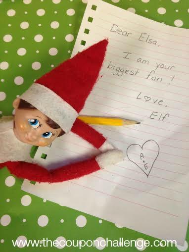 Frozen Elf on the Shelf 3