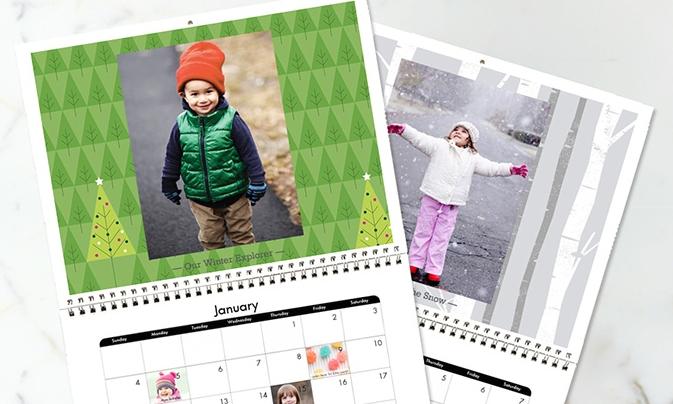 Snapfish calendar