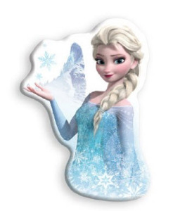 Uncle Milton Disney's Frozen Wall Friends Elsa Kit