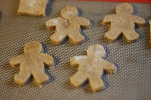 gingerbread baby cut out