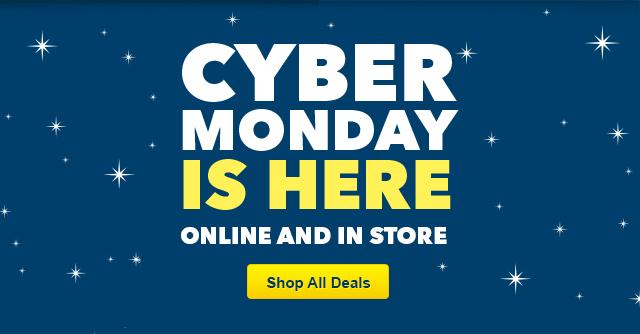 Best Buy cyber monday