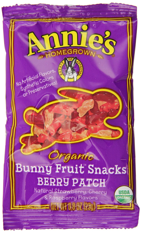 Annie's Organic Fruit Snack