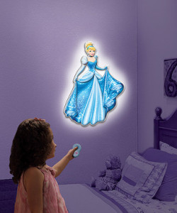 Cinderella Wall Friends Light