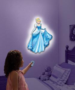 Cinderella Wall Friends Light