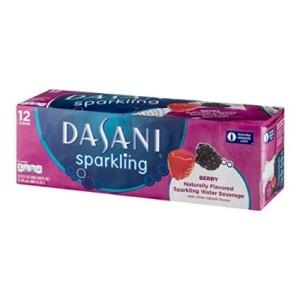 Dasani Sparkling Water 12 pk