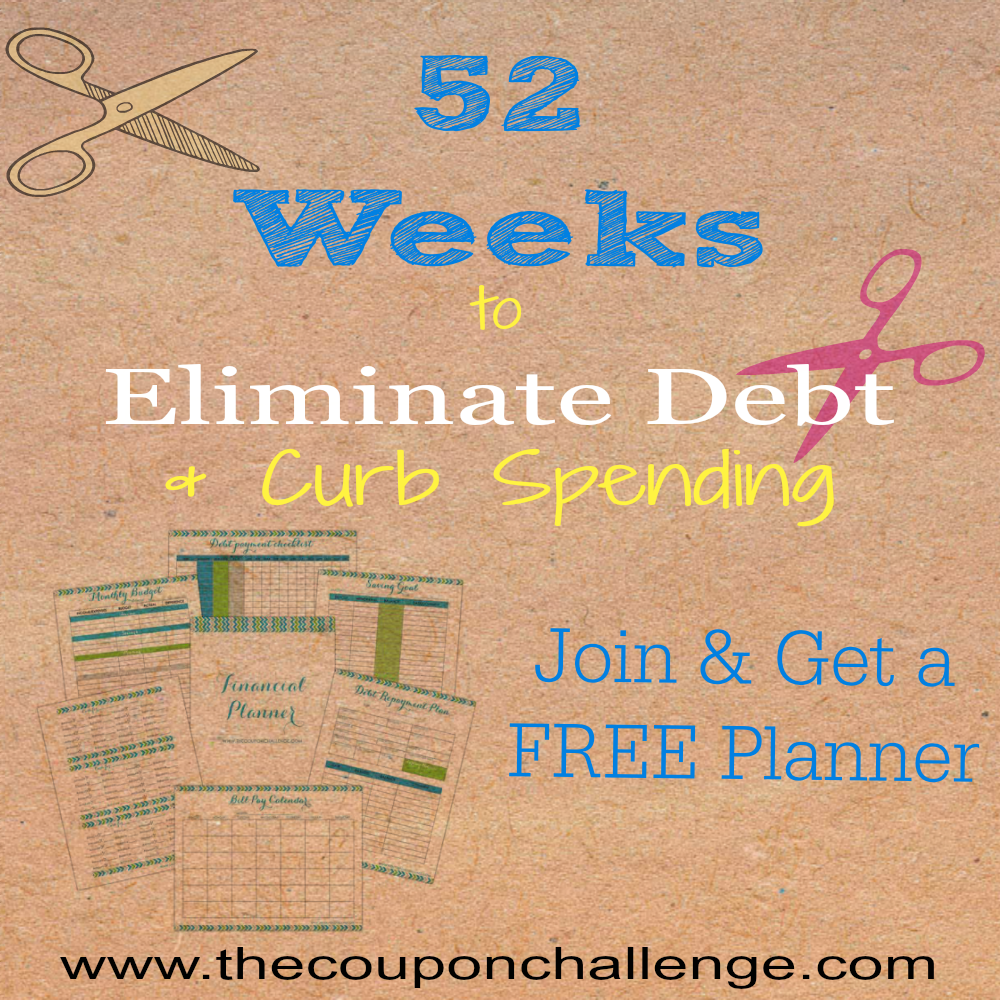 Eliminate Debt fopr sidebar