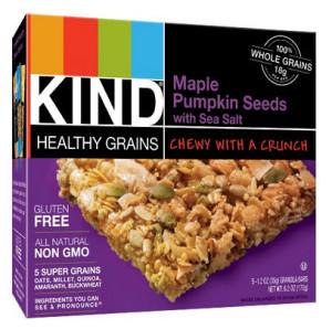 KIND Maple Pumpkin Seeds