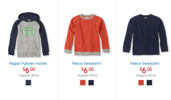 childrens place hoodie sale