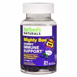 Zarbee's Naturals Children's Mighty Bee Gummy Immune Support