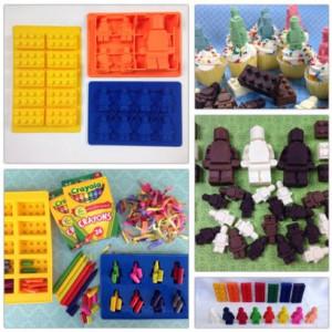 lego silicone trays