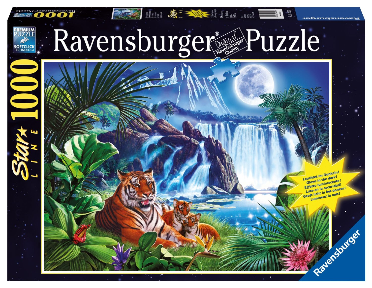 Amazon Ravensburger Puzzles As Low As 8 31 The Coupon