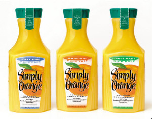 photograph relating to Simply Juice Printable Coupons known as Fresh $1.00/1 Quickly Orange Juice Printable Coupon Concentration