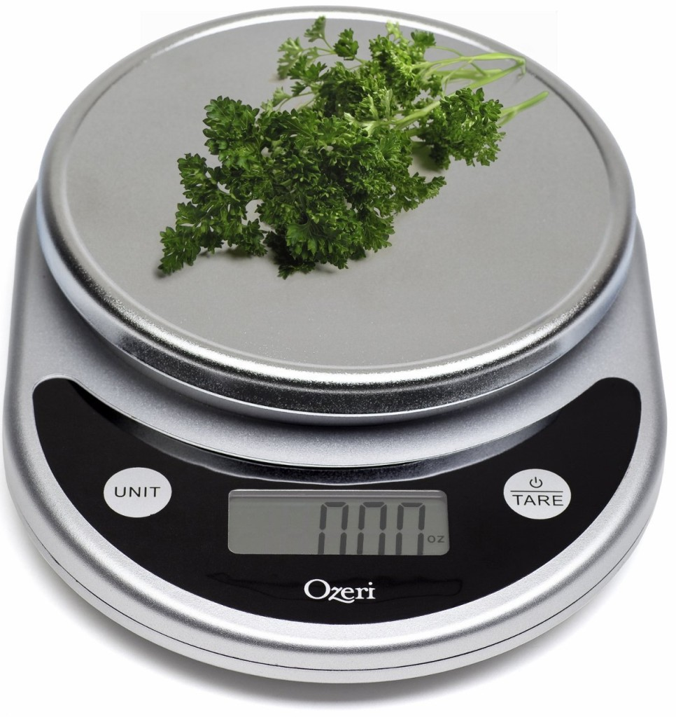 Digital Kitchen Scale: Amazon: Ozeri Pronto Digital Multifunction Kitchen And