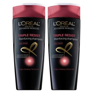 L'Oreal Paris Advanced Shampoo