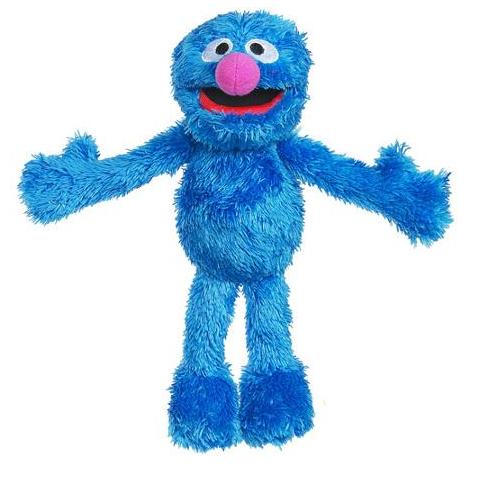 Playskool Sesame Street Sesame Street Pals Grover Figure