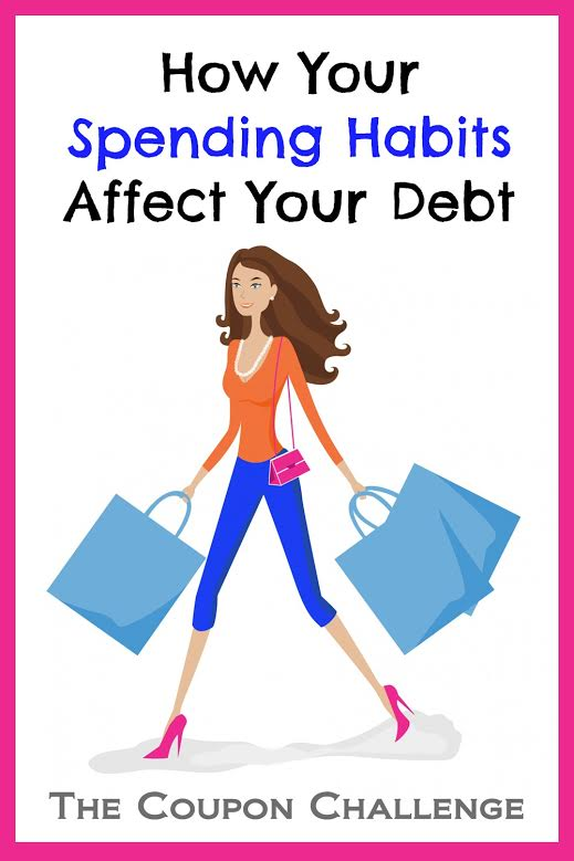 How Your Spending Habits Affect Your Debt